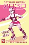 Psycho Derby 2030: Number Three (SOLD OUT)